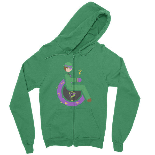 Men's Adaptive Riddler Zip Hoodie