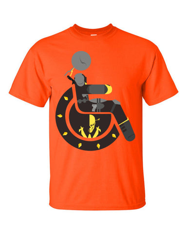 Men's Adaptive Deathstroke T-Shirt