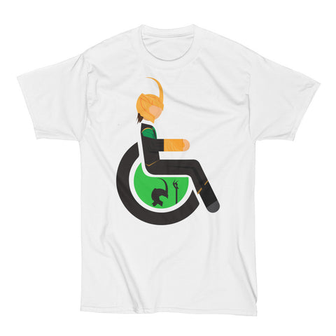 Adaptive Loki T-Shirt (S-6XL)