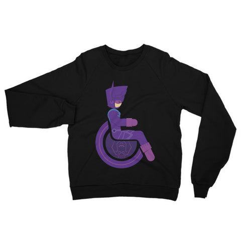 Adaptive Galactus Raglan Sweater