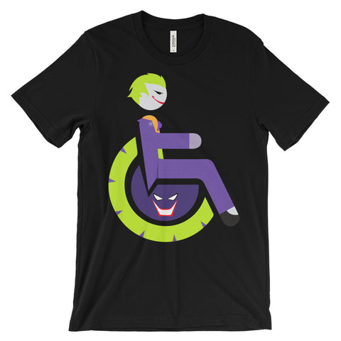 Adaptive Joker Short Sleeve T-Shirt (3XL-4XL)