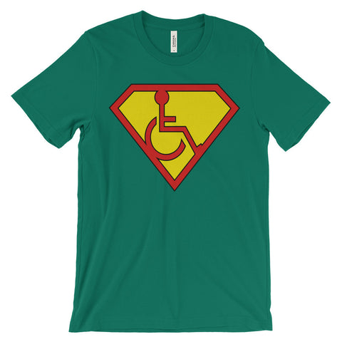 Adaptive S-Man Short Sleeve T-Shirt (3XL-4XL)