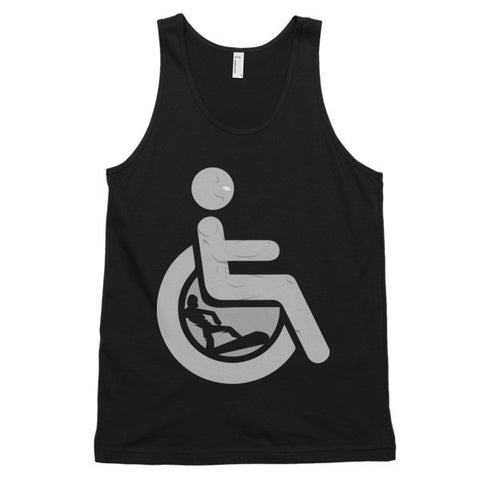 Adaptive Silver Surfer Classic Tank Top