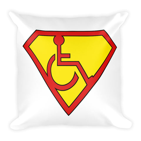 "Adaptive S-Man Pillow - 18""x18"""