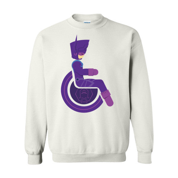 Men's Adaptive Galactus Crewneck Sweatshirt