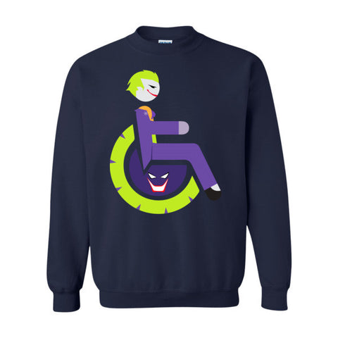Men's Adaptive Joker Crewneck Sweatshirt