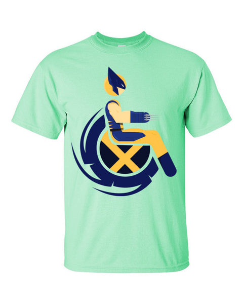 Men's Adaptive Wolverine T-Shirt
