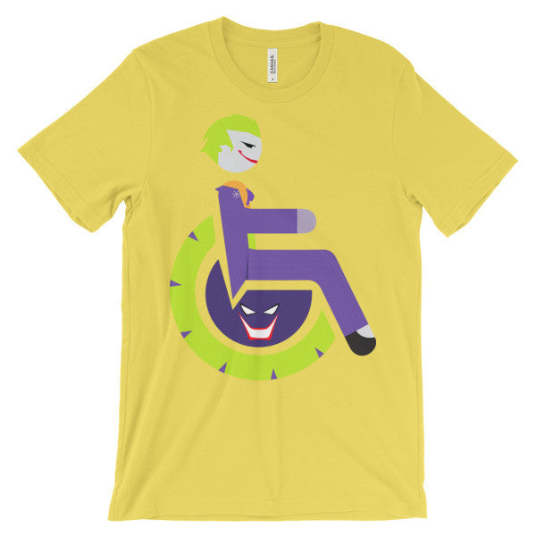 Adaptive Joker Short Sleeve T-Shirt