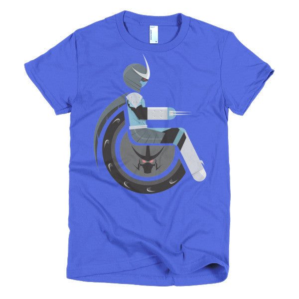 Women's Adaptive Shredder T-Shirt (S-L)