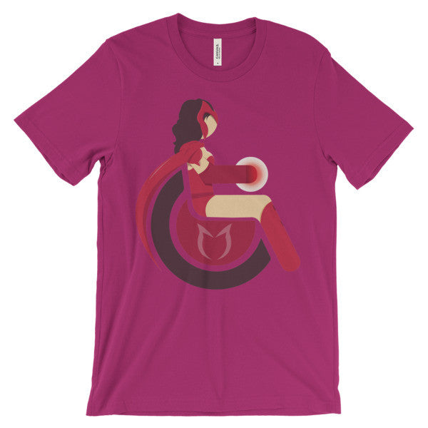 Adaptive Scarlet Witch Short Sleeve T-Shirt