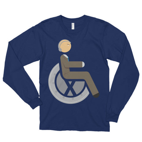 Adaptive Professor X Long Sleeve
