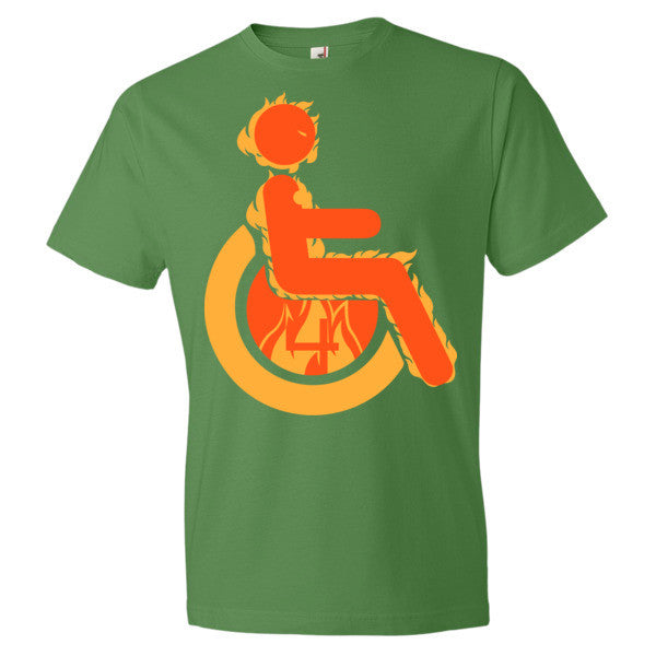 Men's Adaptive Human Torch Lightweight T-Shirt