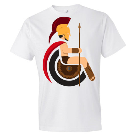 Men's Adaptive King Leonidas Lightweight T-Shirt