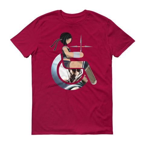 Men's Adaptive Yuffie Kisaragi Lightweight T-Shirt