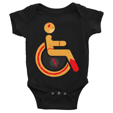 Adaptive Reverse-Flash Baby Onesie