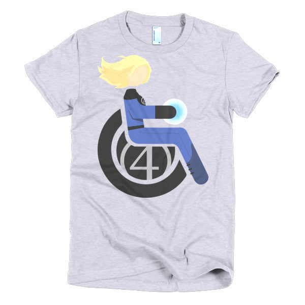 Women's Adaptive Invisible Woman T-Shirt (S-L)