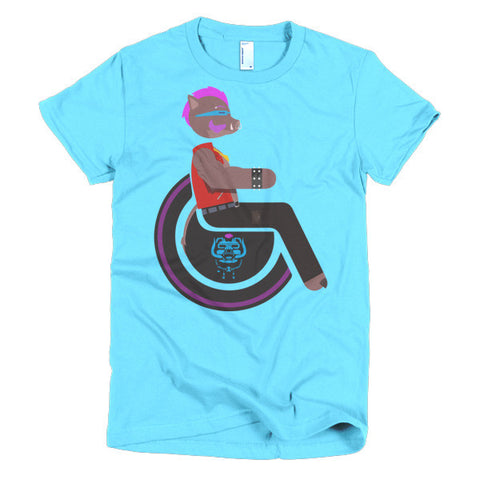 Women's Adaptive Bebop T-Shirt (S-L)