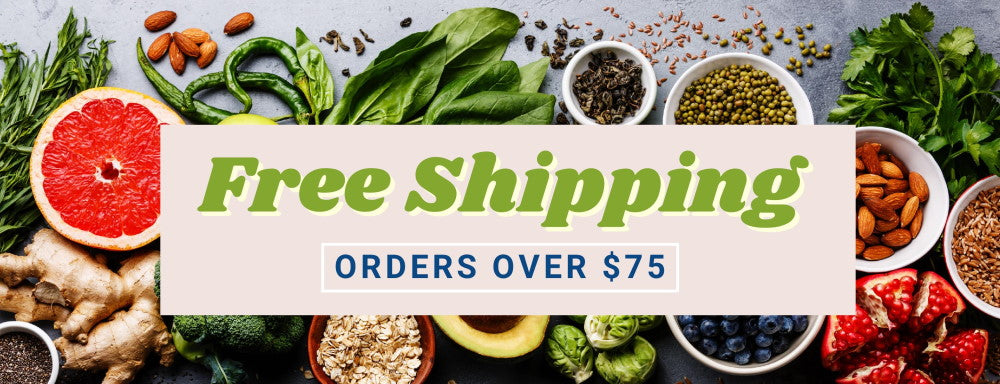 Vitamin Grocer Free Shipping Policy