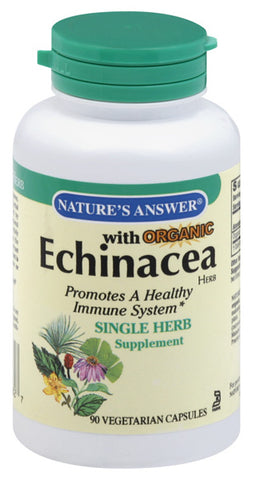 Natures Answer Echinacea Herb
