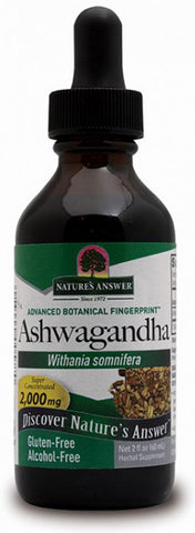 Natures Answer Ashwagandha Root