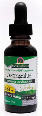Natures Answer Astragalus Alcohol Free