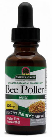 Natures Answer Bee Pollen Grains