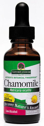 Natures Answer Chamomile Flowers Extract