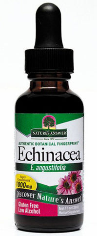 Natures Answer Echinacea Root Extract
