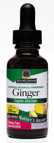 Natures Answer Ginger Root