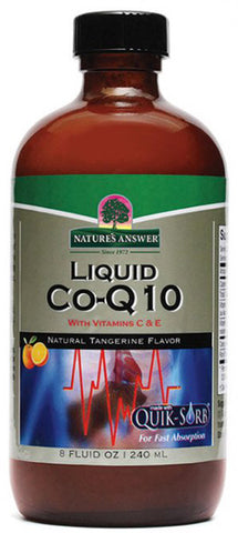 Natures Answer Liquid Co Q10