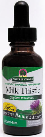Natures Answer Milk Thistle Seed