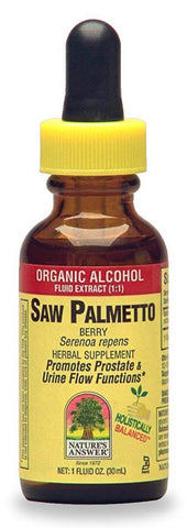 Natures Answer Saw Palmetto Berry