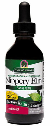 Natures Answer Slippery Elm Inner Bark