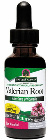 Natures Answer Valerian Root