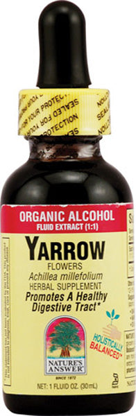 Natures Answer Yarrow Flowers Extract