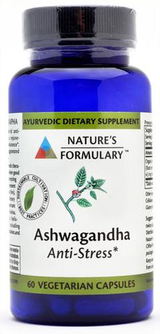 Natures Formulary Ashwagandha