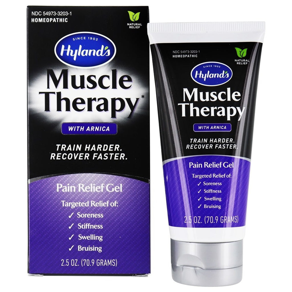 Hylands Homeopathic Muscle Therapy Gel with Arnica