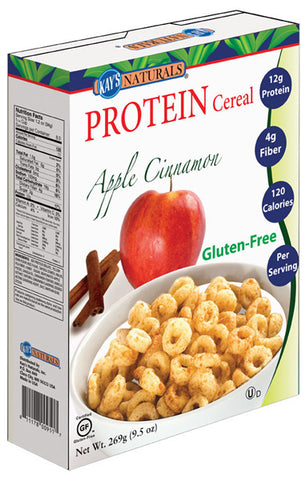 Kays Naturals Protein Cereal Apple Cinnamon