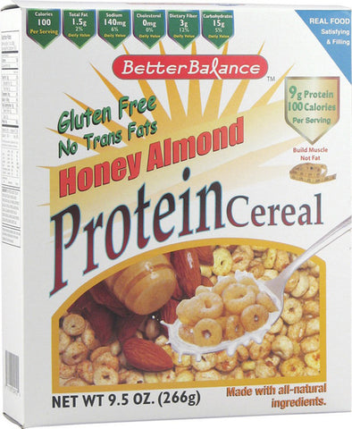 Kays Naturals Protein Cereal Honey Almond