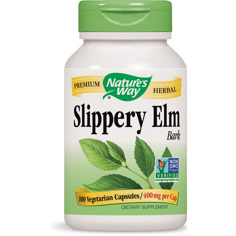 NATURES WAY - Slippery Elm Bark