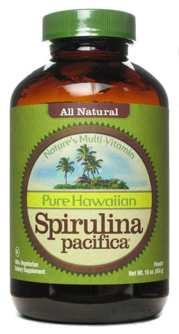 Nutrex Hawaii Hawaiian Spirulina Pacifica Powder
