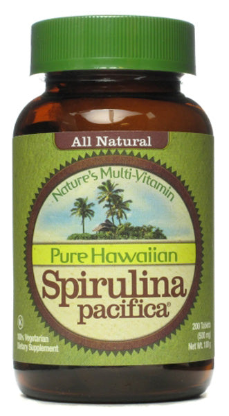 Nutrex Hawaii Hawaiian Spirulina Pacifica