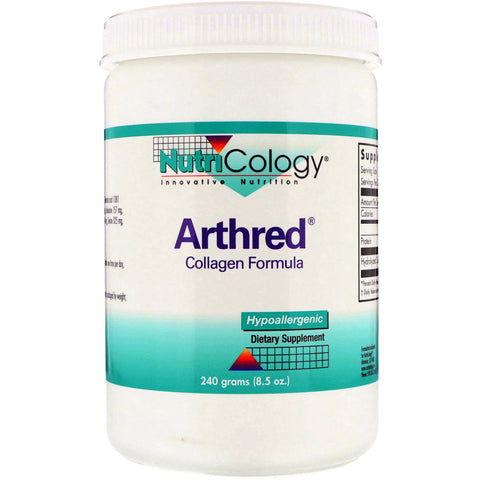 Nutricology Arthred Collagen Formula