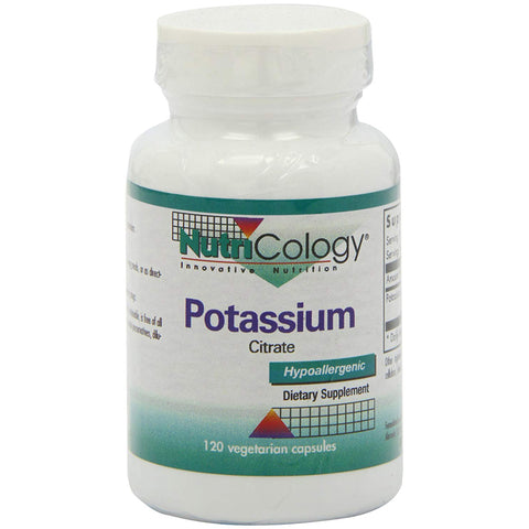 NUTRICOLOGY - Potassium Citrate
