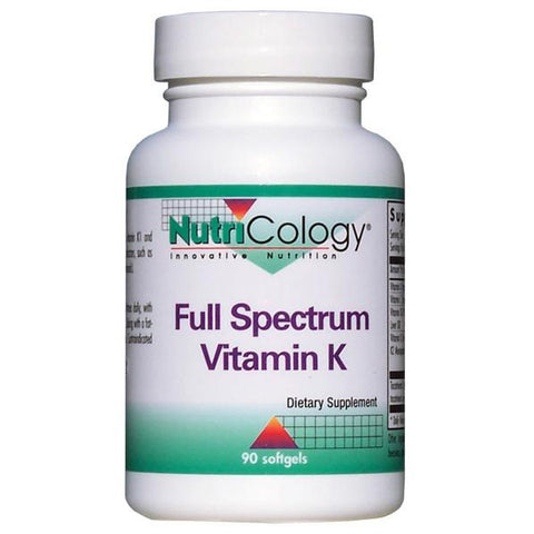 NUTRICOLOGY - Full Spectrum Vitamin K
