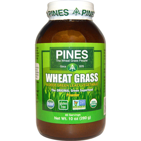 PINES - Wheat Grass Powder