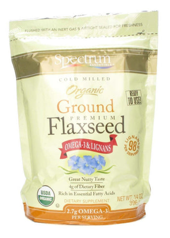 Spectrum Organic Organic Ground Flaxseed