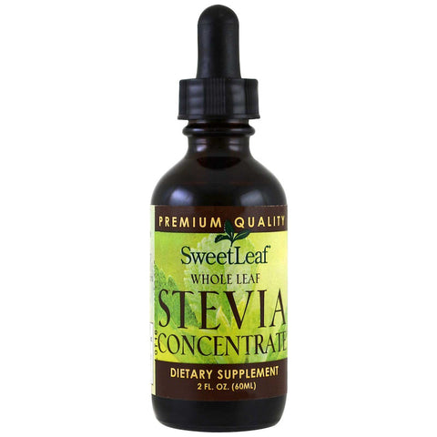SWEET LEAF - Whole Leaf Stevia Concentrate