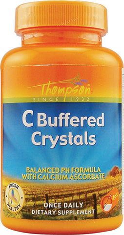 Thompson Nutritional C Crystals Buffered