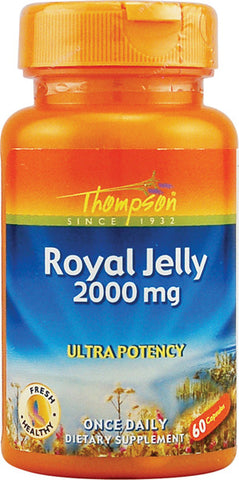 Thompson Nutritional Royal Jelly 2000 mg